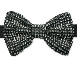 accessories, fashion, and bow tie image