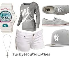cute clothes with swag girls , Google Search on We Heart It