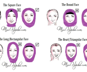 beautiful, hijab style, and cover image