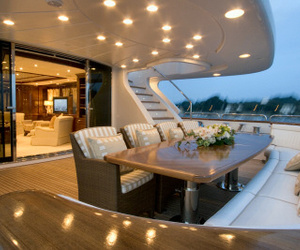 yacht, luxury, and rich image