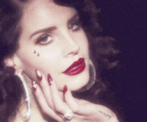 lana del rey, young and beautiful, and beautiful image