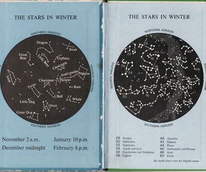 stars and book image
