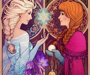 frozen elsa anna rapunzel image