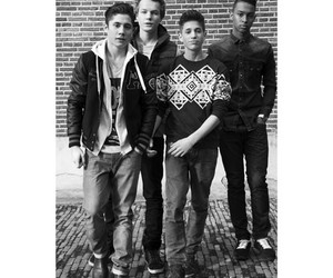 nils, rein, and daan image