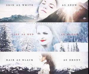 once upon a time, snowwhite, and ginnifer goodwin image