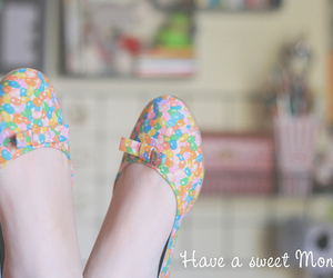 shoes, colorful, and melinwonderland image