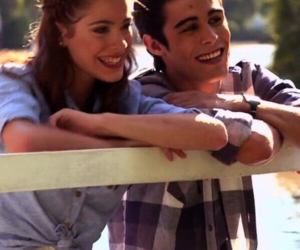 love couple, violetta, and tomas image