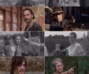 4 season, the walking dead, and 1 season image