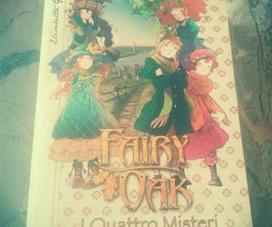 libro, bellissimo, and fairy oak image