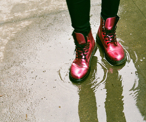 boots, doc martens, and photography image