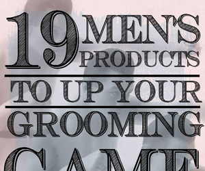 grooming, men, and products image