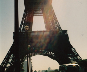 paris, france, and vintage image