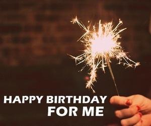 birthday, happy birthday, and happy birthday to me image