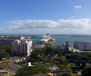 cruise, history, and old san juan image