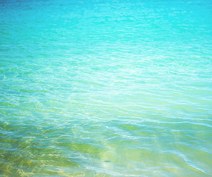 water, blue, and ocean image