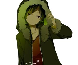 anime, anime boy, and durarara image