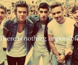 nothing impossible image