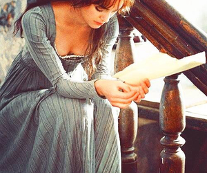 pride and prejudice, keira knightley, and elizabeth bennet image