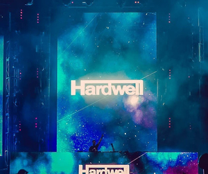 hardwell, music, and edm image