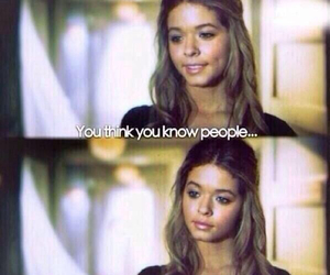pll, pretty little liars, and quotes image