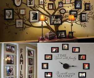 family, tree, and diy image