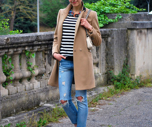casual, studded converse, and chic image