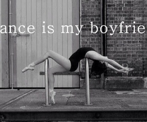 dance, boyfriend, and girl image