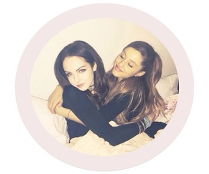 best friends, ariana grande, and liz gillies image