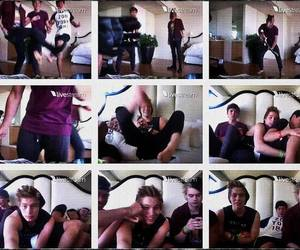 ashton, twittcam, and calum image