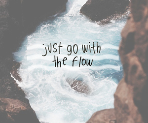 beautiful, flow, and go image
