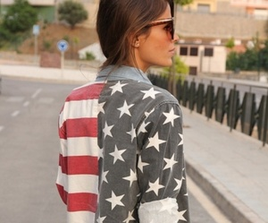 girl, fashion, and usa image