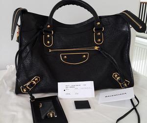 Balenciaga, bag, and fashion image