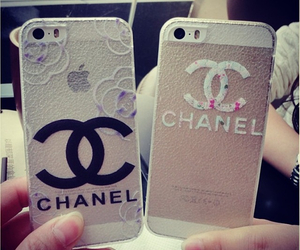chanel, iphone, and fashion image