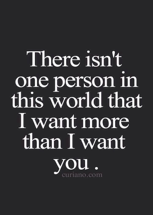 I only want you 😢 on We Heart It