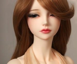 barbie, dollfie, and orange image