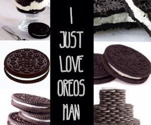 food, oreo, and oreos image