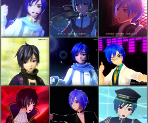 ashes to ashes, kaito, and ten image