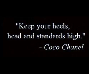 chanel, quote, and coco image