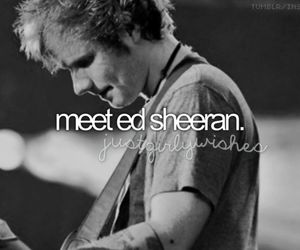 ed sheeran, before i die, and music image