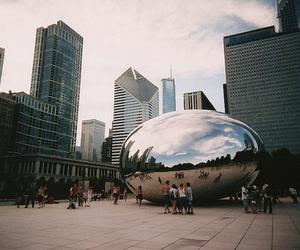 chicago, soft grunge, and grunge image