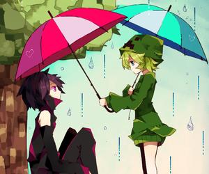 minecraft, anime, and enderman image