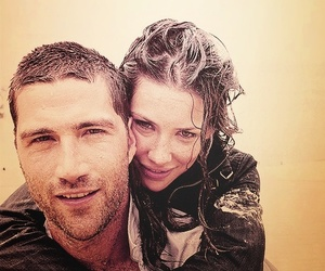 lost, evangeline lilly, and jack shephard image