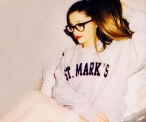 ariana grande, fashion, and cute image