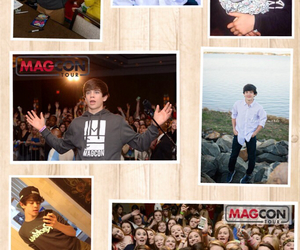hayes grier, magcon, and magcon boys image