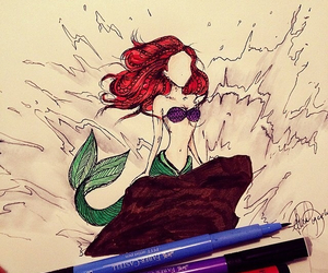 ariel and paint image