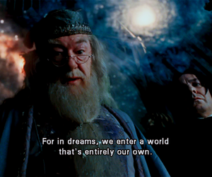 dumbledore, mean girls, and subtitles image