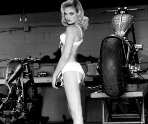 choppers, Hot, and pin-up image