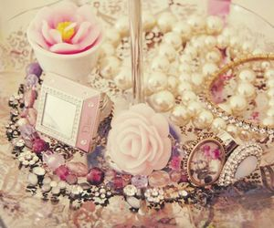 candle, collection, and rings image