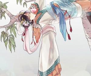 hoozuki no reitetsu and hakutaku image