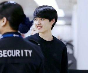 exo, kyungsoo, and smile image